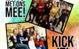 Kick It viert eerste verjaardag met open repetitie
