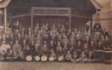 De Goorse muziektent en Apollo in 1929…
