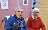 Joop en Derkje Peters zestig jaar een paar