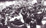 Paardenprent om de aloude markt niet te vergeten