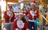 Goorse kerstclip van ondernemers online