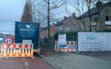 Sanering asbest tuinen Irisstraat gestart
