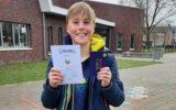 Floris van der Geest naar regionale voorleesfinale