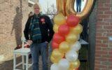 Supervrijwilliger Jan van Wissing 70 lentes jong
