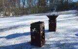BBQ op het smeltende ijs…