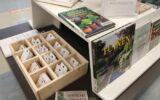 Zaden uitwisselen in de bibliotheek
