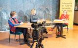Alzheimer café weer op tv