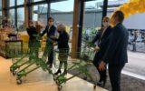 Nieuwe duurzame Jumbo geopend door minister Bijleveld