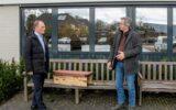 Ondernemers steunen Stichting Hofvogels