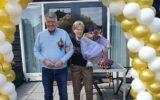 Echtpaar Geerdink gouden paar in Villa Vrijland