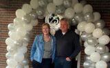 Han en Angelien 25 jaar getrouwd