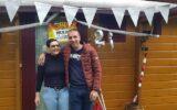 Hennie en Simone 25 jaar getrouwd