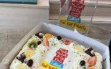 Bokaal en taart voor 'Méér muziek in de klas'
