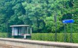 Ook perronmeubilair krijgt opknapbeurt op station Goor