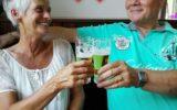 Gerrie en Corrie Wisselo 50 jaar een gouden paar