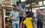Tim Bruseker wint Goorse Tourpoule