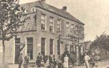 Den Engel; pleisterplaats en posthuis