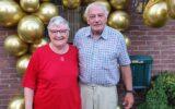 Cobi en Gerrit 50 jaar getrouwd