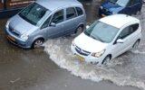 Kritiek op afwatering na forse regenbuien