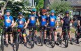Goorse Tempo Team-bikers klaar voor Duchenne Heroes