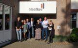 Els Kosterbok 40 jaar bij Haafkes