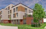 De Post nieuw appartementencomplex in de Stationslaan
