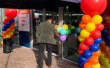 Vernieuwd pand Bibliotheek, GGD, Viverion en Salut officieel geopend