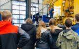 Leerlingen Waerdenborch doen kennis op bij Goorse bedrijven